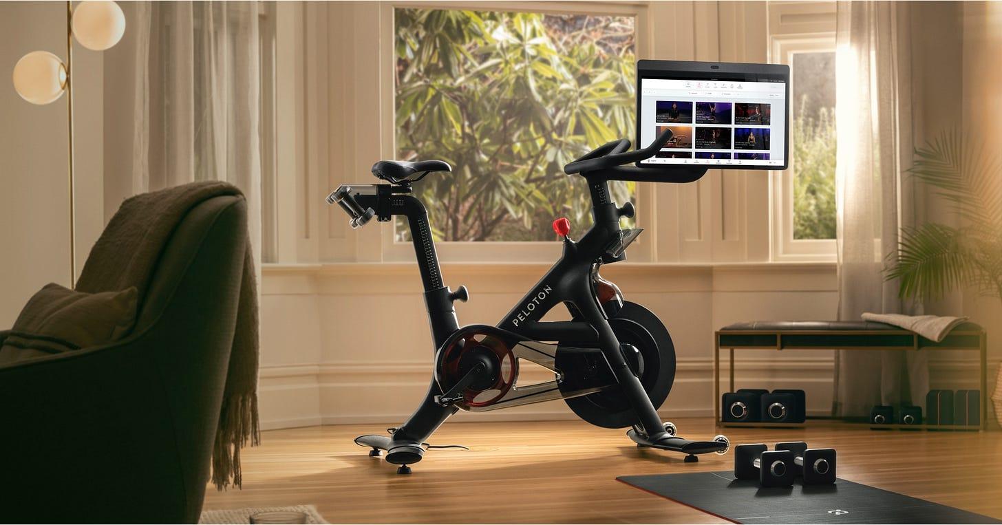 Peloton® | Shop the Peloton Bike+