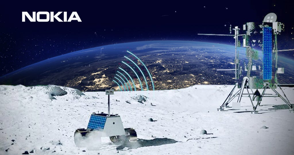 The Future of App Development with NASA and Nokia 4G Contract