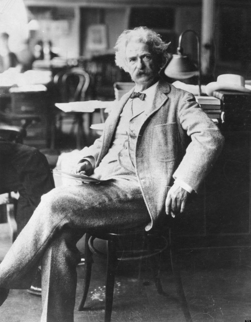 Revisiting Mark Twain's Book of Life - Sacred Ecstatics