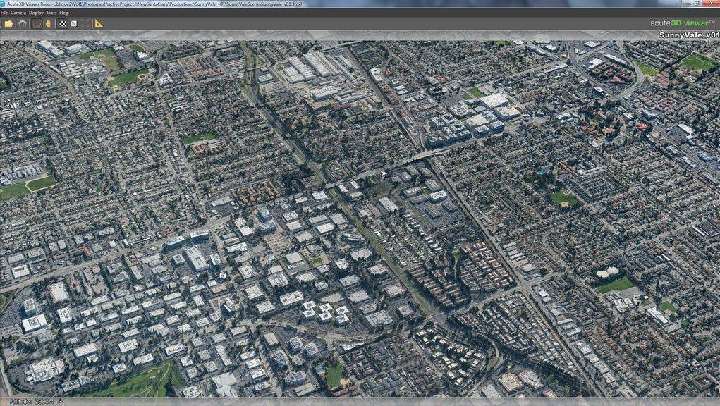 Bentley 3D Cities
