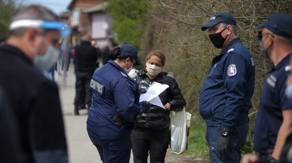 Police are using the COVID-19 pandemic as an excuse to abuse Roma    Coronavirus pandemic News   Al Jazeera