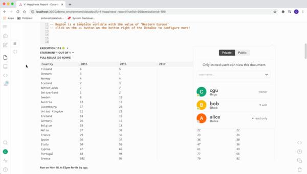 Open sourcing Querybook, Pinterest's collaborative big data hub