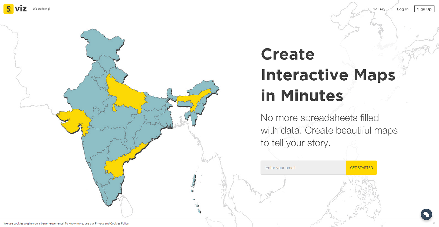 Create Interactive Maps in Minutes