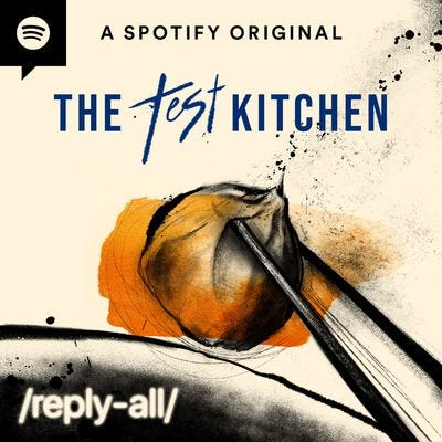 Image result for reply all the test kitchen