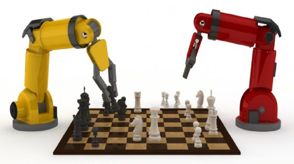 DEEP REINFORCEMENT LEARNING FOR ROBOTS - Life Learners Limited
