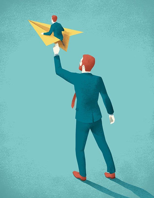 PosteItaliane airplane training managment creditcard Work  employee Office elevator editorial
