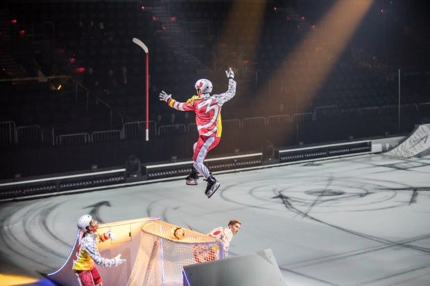 Cirque du Soleil delivers another major hit with 'Crystal'