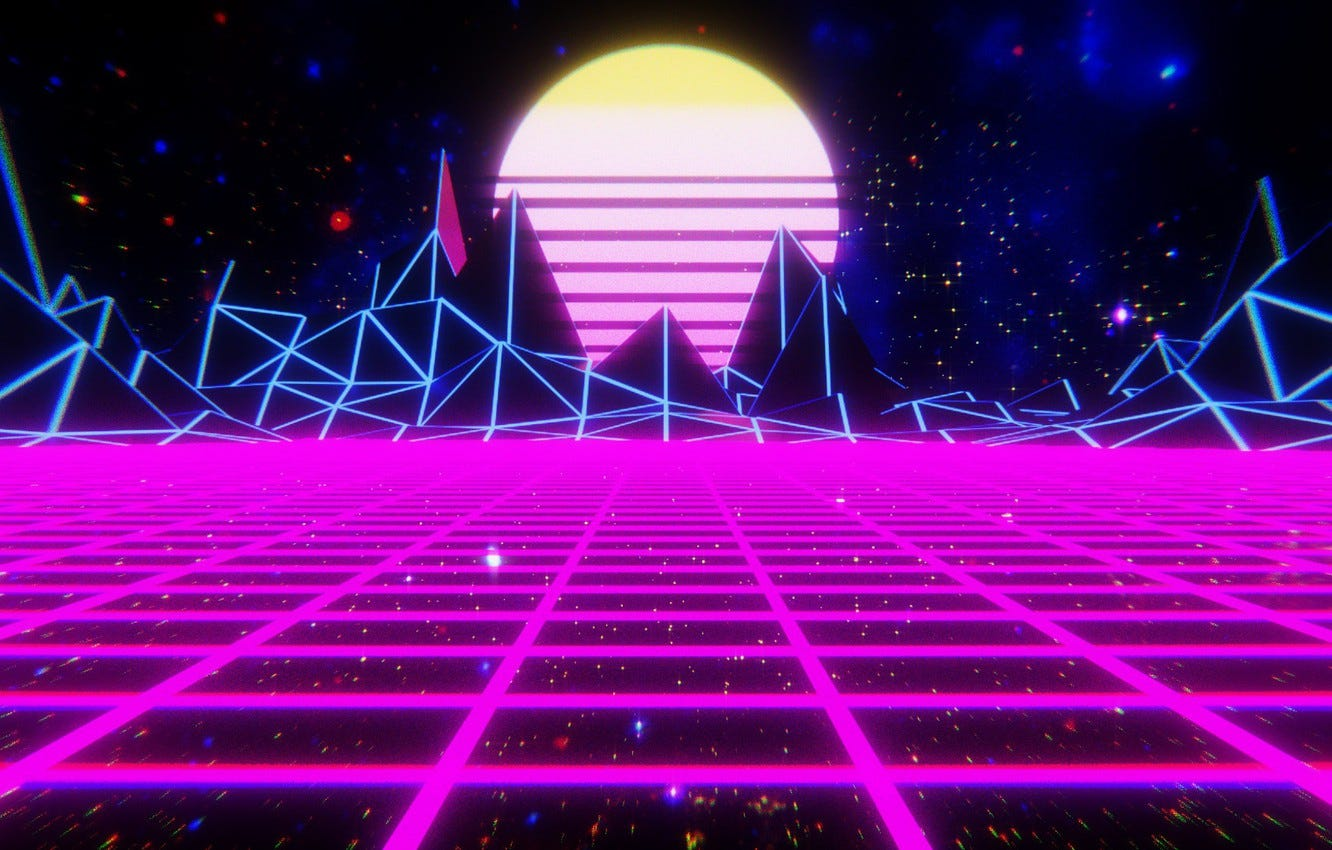 Image result for neon cyber