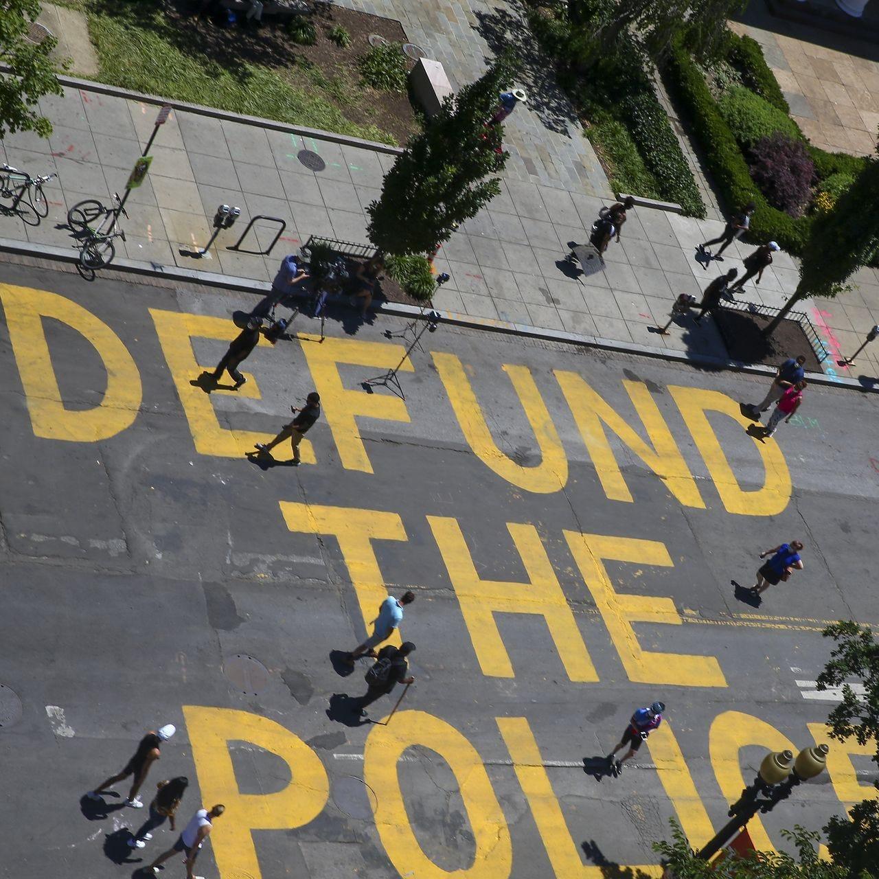 Defund Police, Watch Crime Return - WSJ