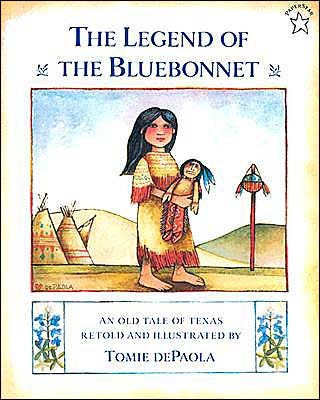 The Legend of the Bluebonnet: An Old Tale of Texas by Tomie ...