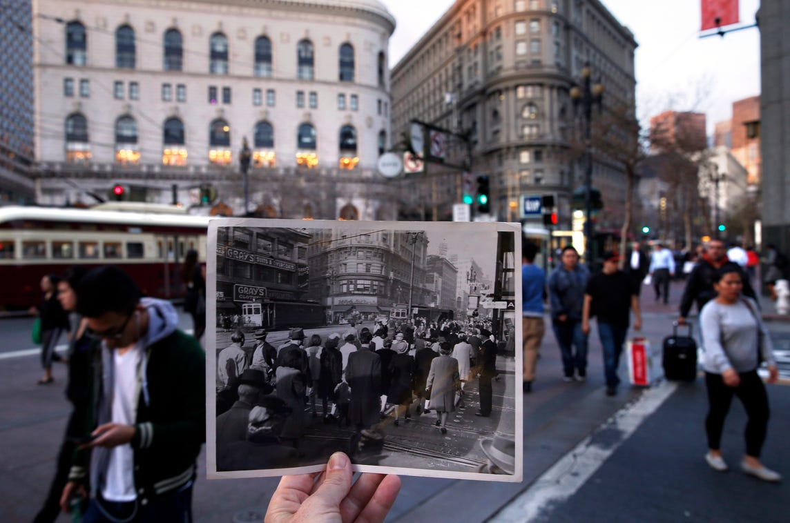 Market Street: A history of dividing and uniting San Francisco