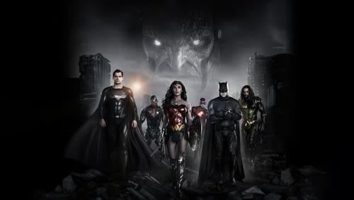 La Liga De La Justicia Snyder Cut pelicula completa