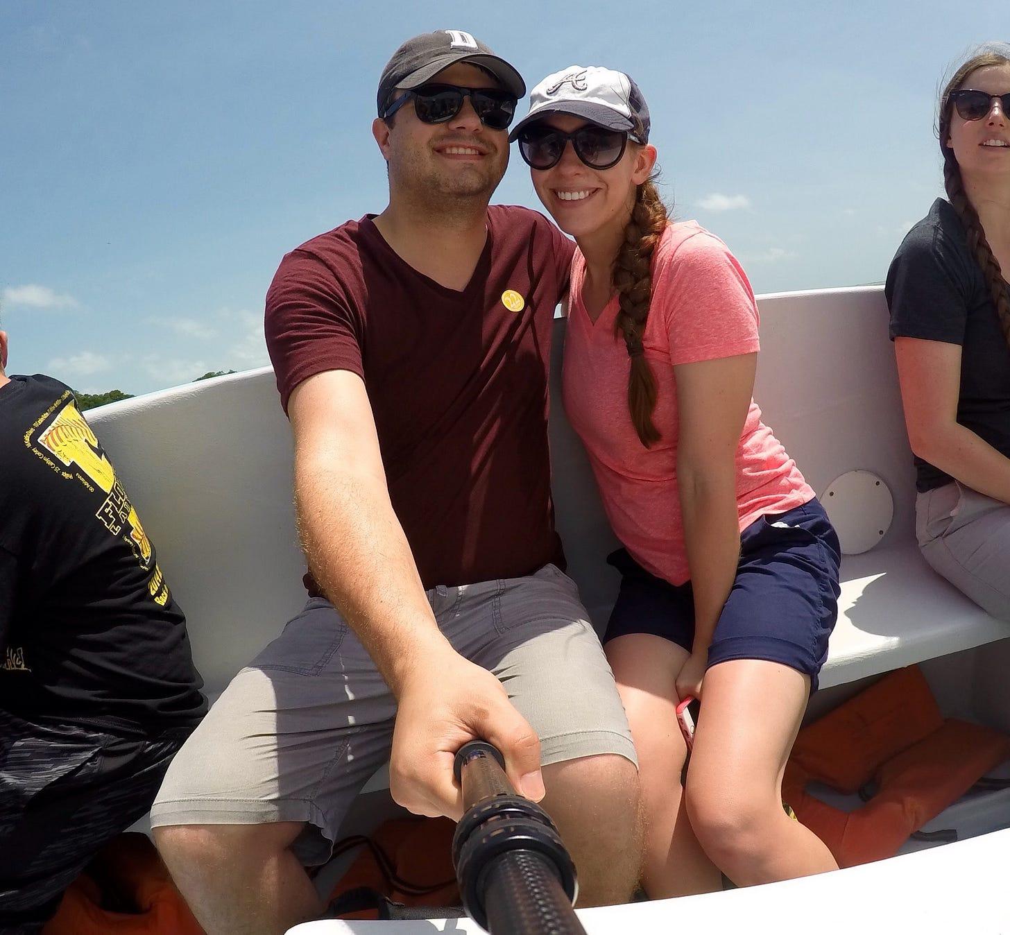 Matt and Kalena