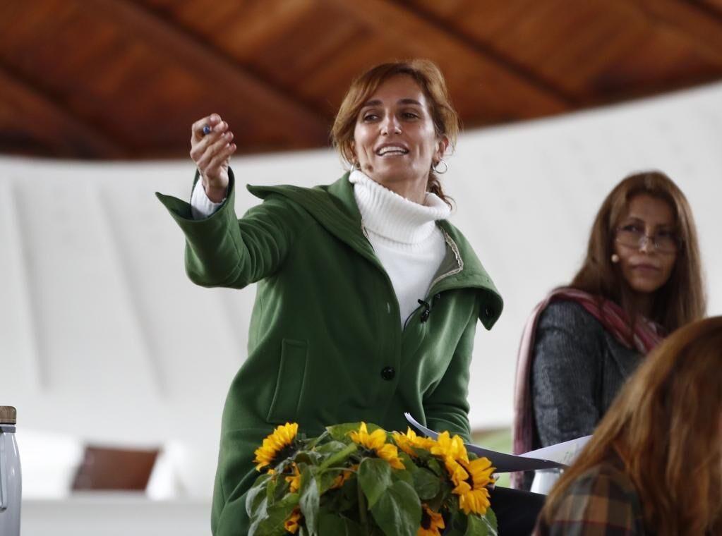 """Isabel Díaz Ayuso pide el voto a los socialistas descontentos: """"Mi proyecto  ya ha trascendido al PP""""   Elecciones en Madrid"""