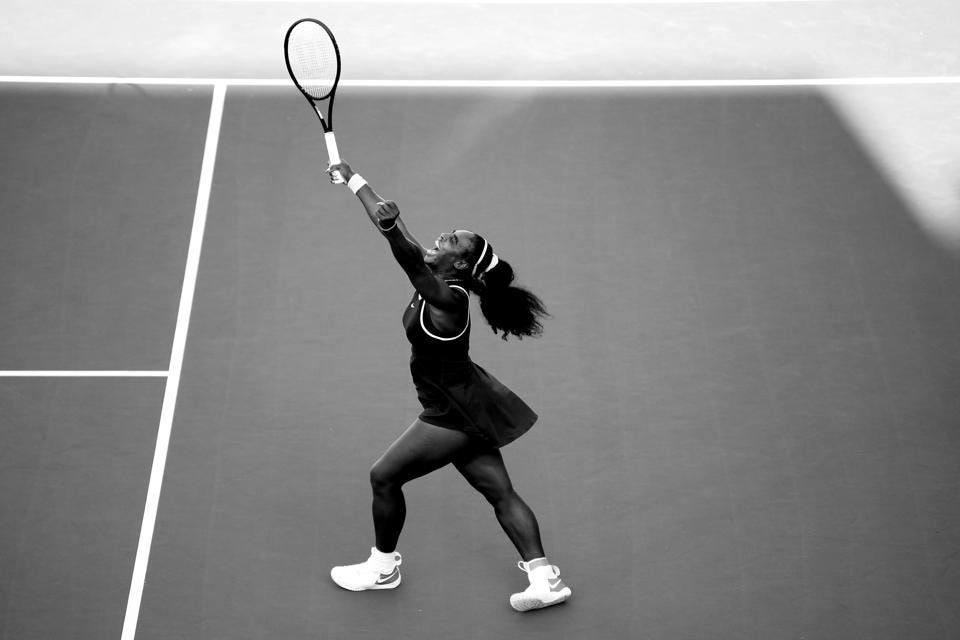 Serena Williams Wins First Title In Three Years, Donates Prize Money To  Australian Bushfire Relief