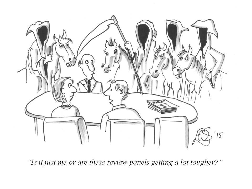 Grant Writer's Handbook - Cartoons