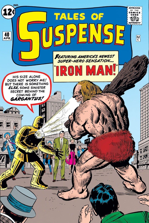 Tales of Suspense Vol 1 40 | Marvel Database | Fandom