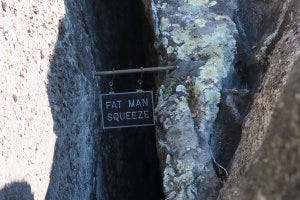 Fat Man's Squeeze