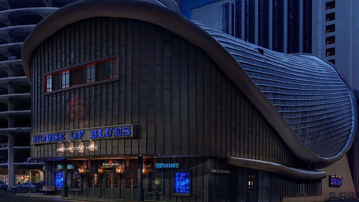 House of Blues Chicago   BizBash
