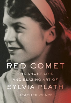 Cover for Red Comet