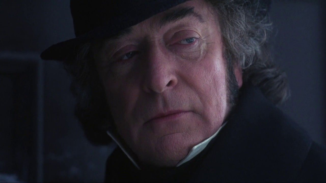 Image result for michael caine muppets christmas carol