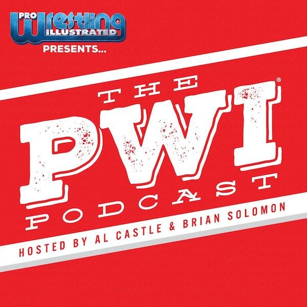 The PWI Podcast, hosted by Al Castle & Brian Solomon
