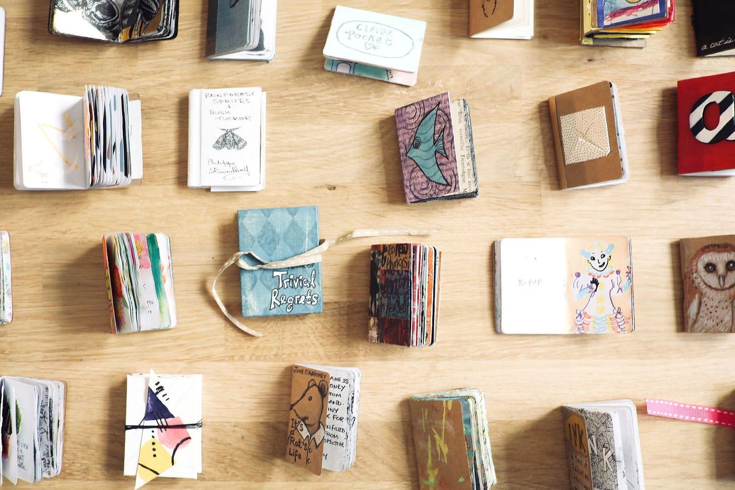 The Sketchbook Project — Brooklyn Art Library / The Sketchbook Project | Sketch  book, Sketchbook project, Custom sketchbook