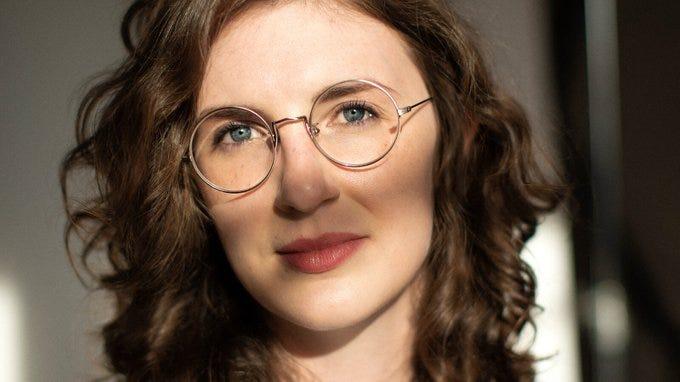 """Lauren Oyler, author of """"Fake Accounts."""""""
