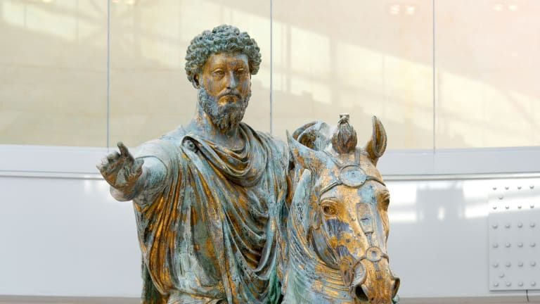 Marcus Aurelius - Biography, Meditations & Death - HISTORY