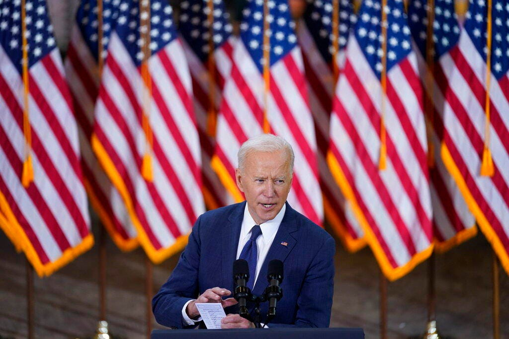Biden's Climate-Focused Infrastructure Plan Geared To Curb Carbon  Emissions, Including in Pa. | 90.5 WESA