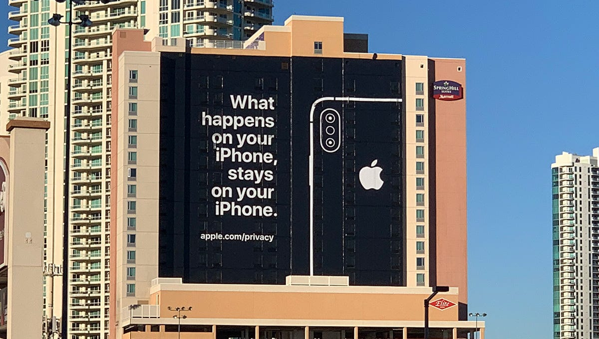 Apple Airs New iPhone 'Privacy Matters' TV Ad, Watch It Right Here |  Redmond Pie
