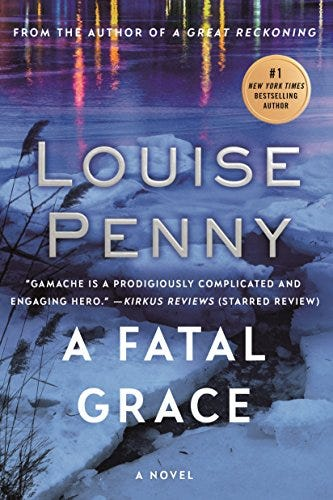 A Fatal Grace: A Chief Inspector Gamache Novel (A Chief Inspector Gamache Mystery Book 2) (English Edition) von [Louise Penny]