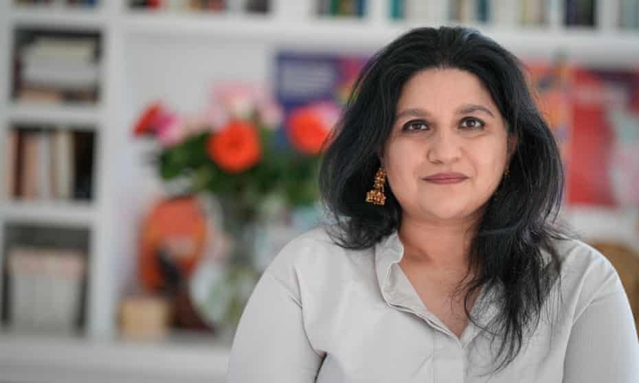 Rafia Zakaria: 'I am going to ask questions.'