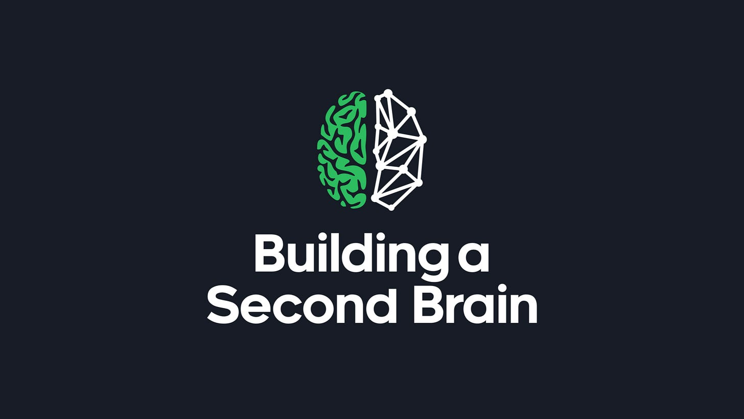 Building a Second Brain | Forte Academy