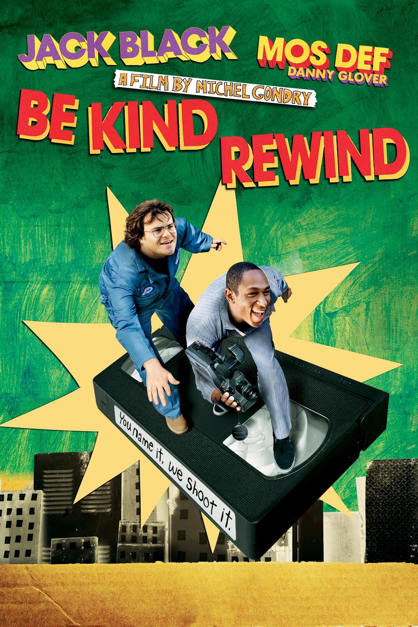 Be Kind Rewind | Full Movie | Movies Anywhere