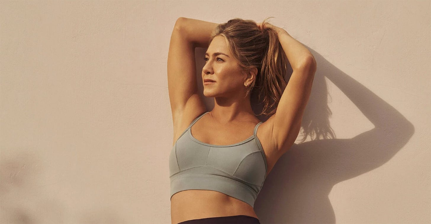 Jennifer Aniston Uses These 3 Vital Proteins Collagen Products