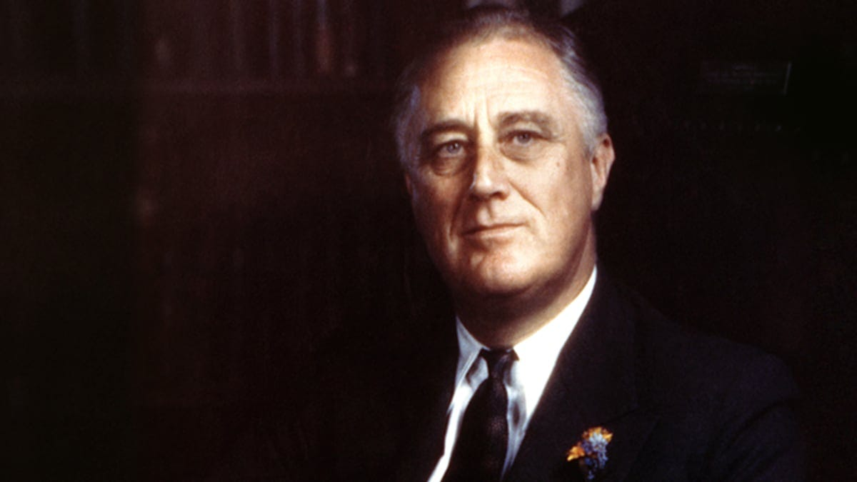 Franklin D. Roosevelt - Facts, New Deal & Death - HISTORY
