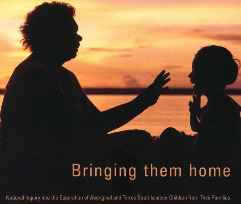 Bringing Them Home Report (1997) | Rhodanthe Lipsett