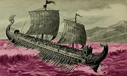 The Wine-Dark Sea (Aubrey & Maturin #16) by Patrick O'Brian