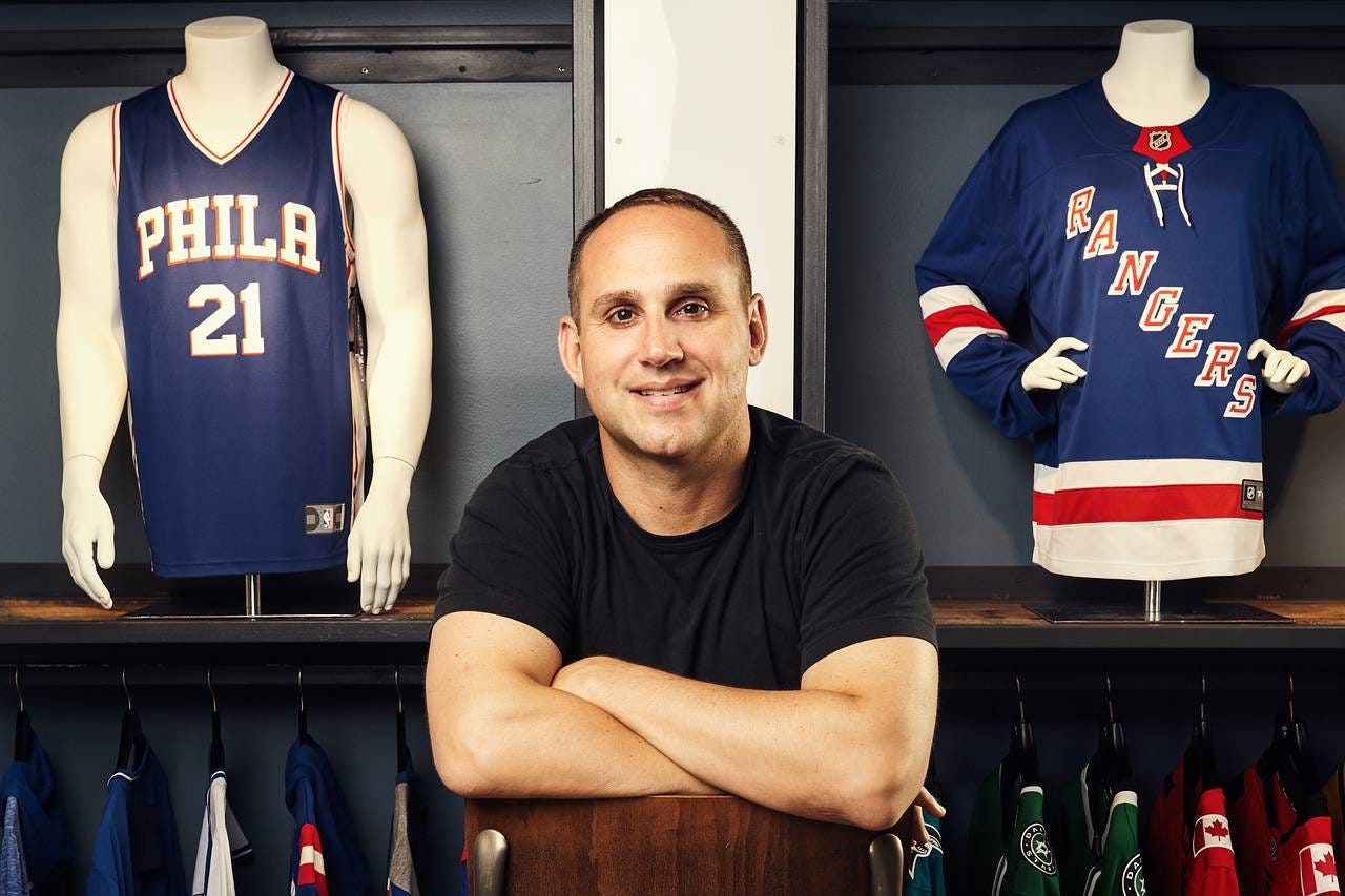 Entrepreneur Michael Rubin Got an Early Start - WSJ