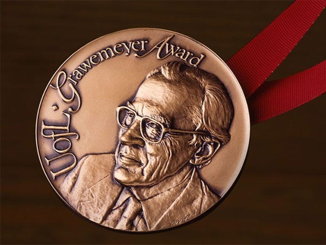 Grawemeyer Awards 30th Anniversary — College of Arts & Sciences