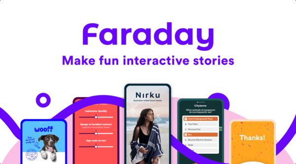 Make Fun Interactive Stories - Faraday