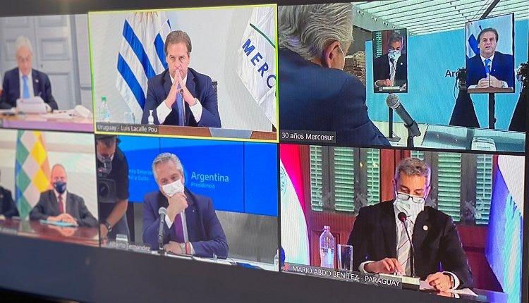 Cumbre Mercosur 30 años - NODAL