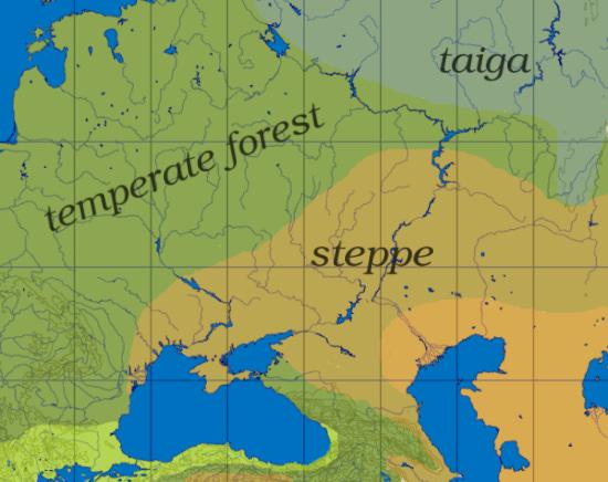Pontic-Caspian steppe
