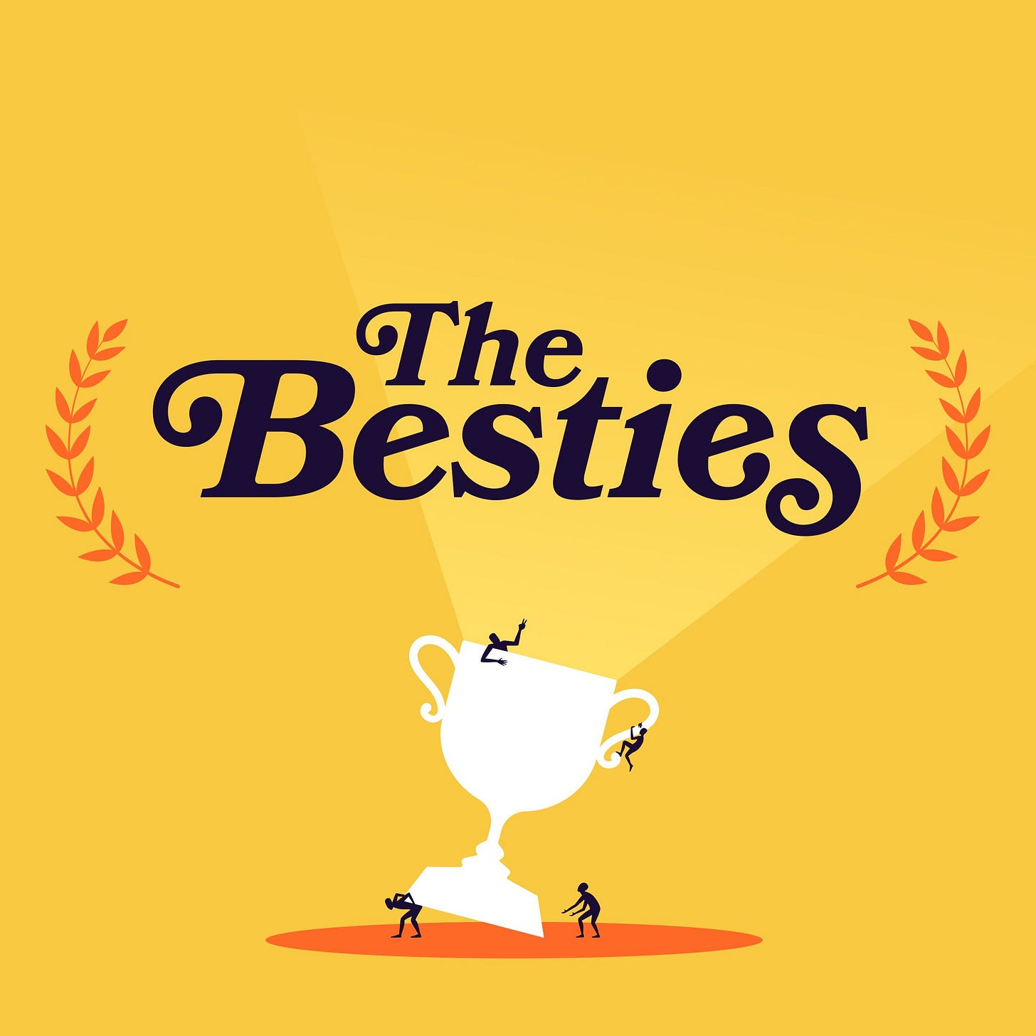 The Besties   Podcast on Spotify