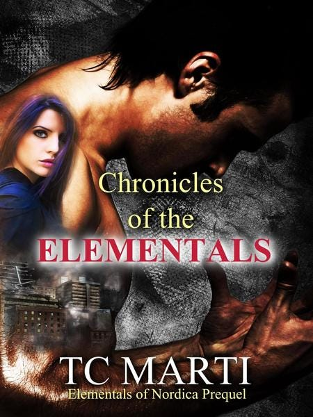 Chronicles of the Elementals by TC Marti