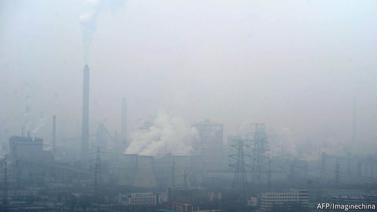 How China cut its air pollution | The Economist