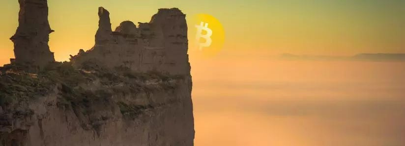 Bitcoin confirmed transactions approach 2017 highs, is the market recovering?