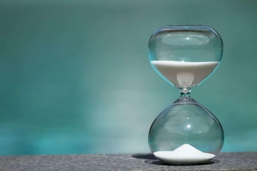 Time - glasshour