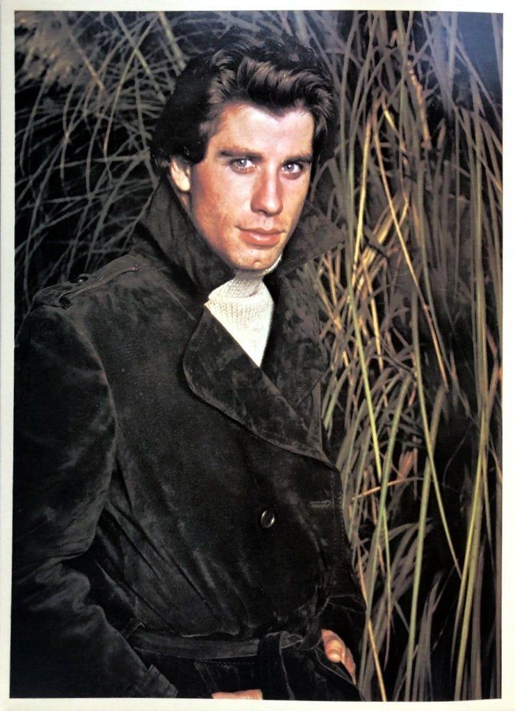 The Official John Travolta Picture Postcard Book